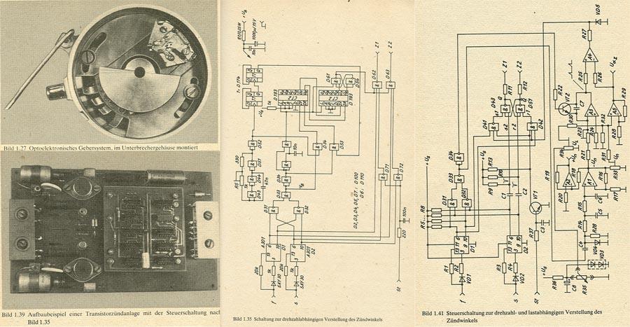 электрическая схема Баркас 1000